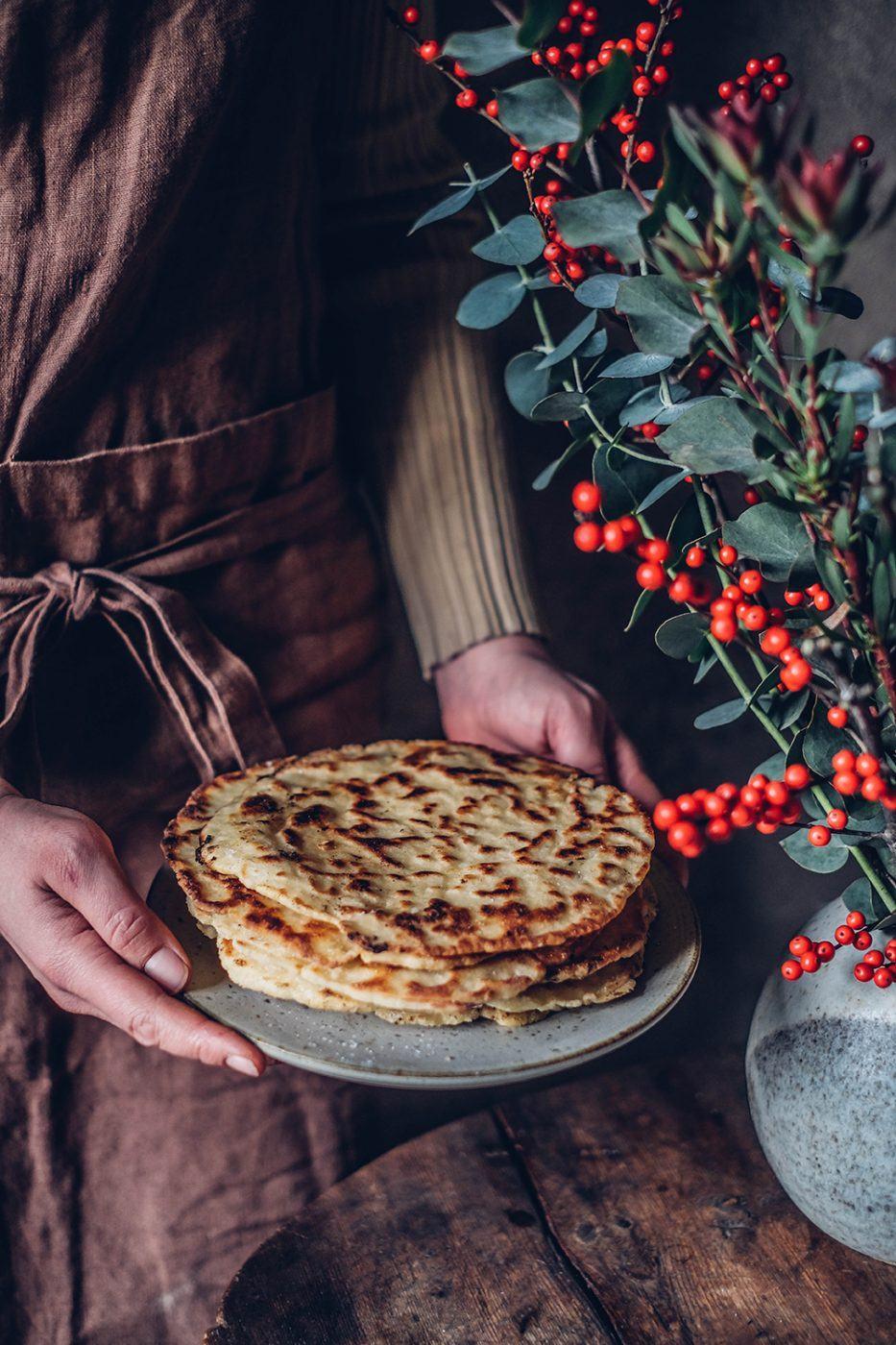 christmas raclette