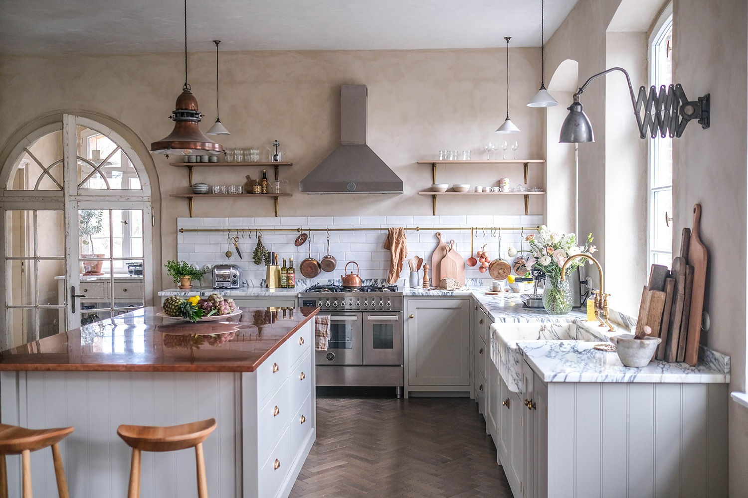 Our Kitchen Renovation   Before and After   Our Food Stories