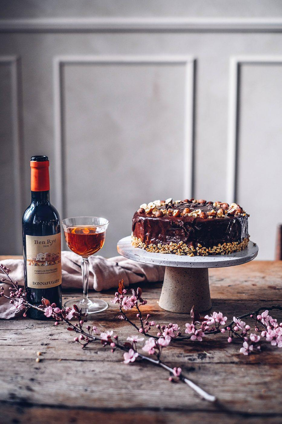 Image for Gluten-free Chocolate Mousse Cake