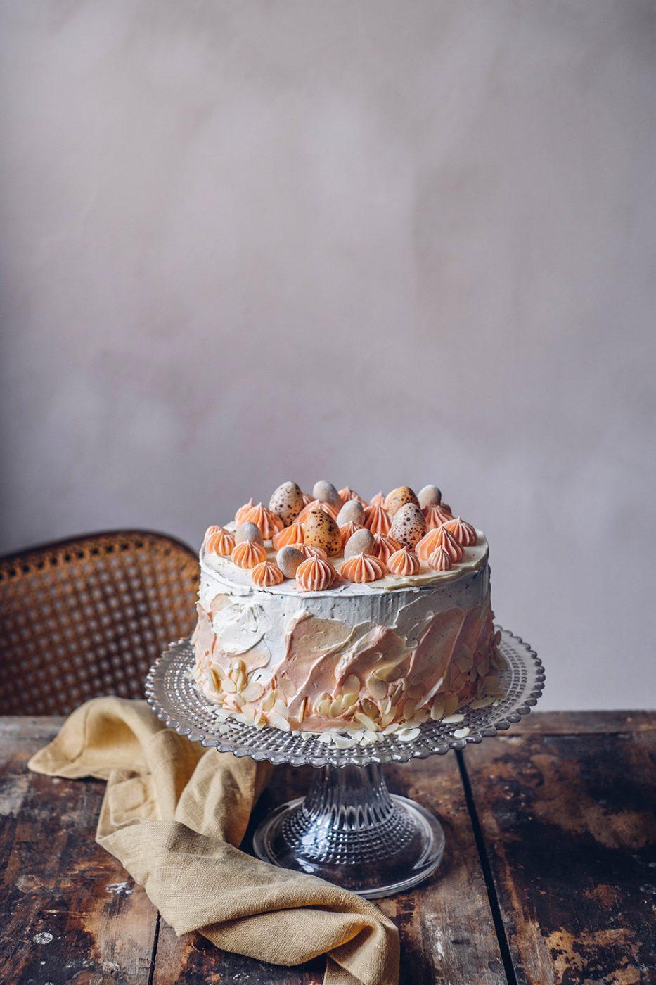 Image for Gluten-free Lemon Cake with Swiss Meringue Buttercream