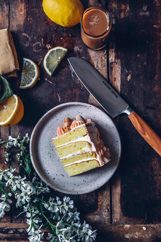 Gluten-free Easter Cake