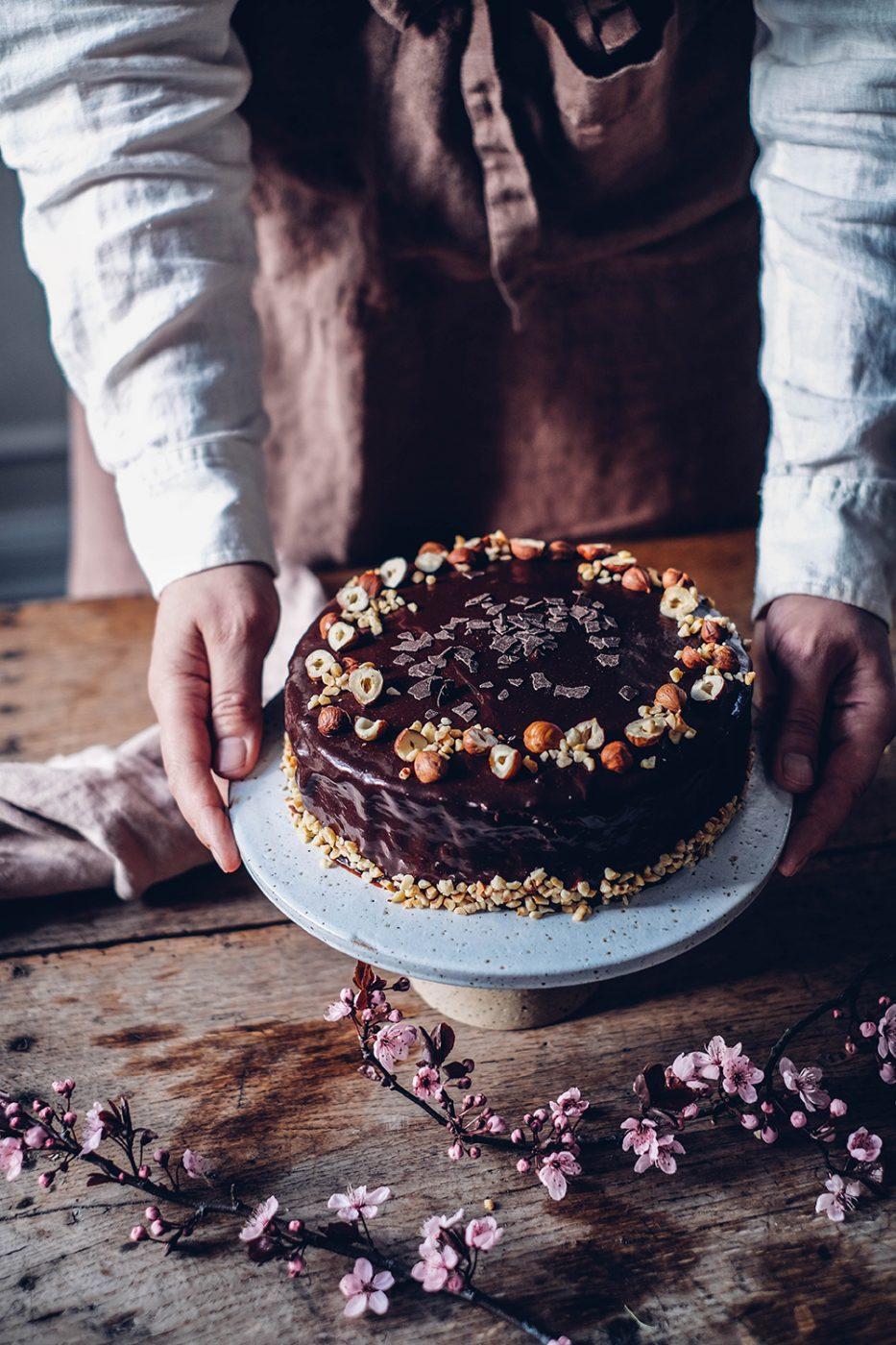 glutenfree chocolate cake