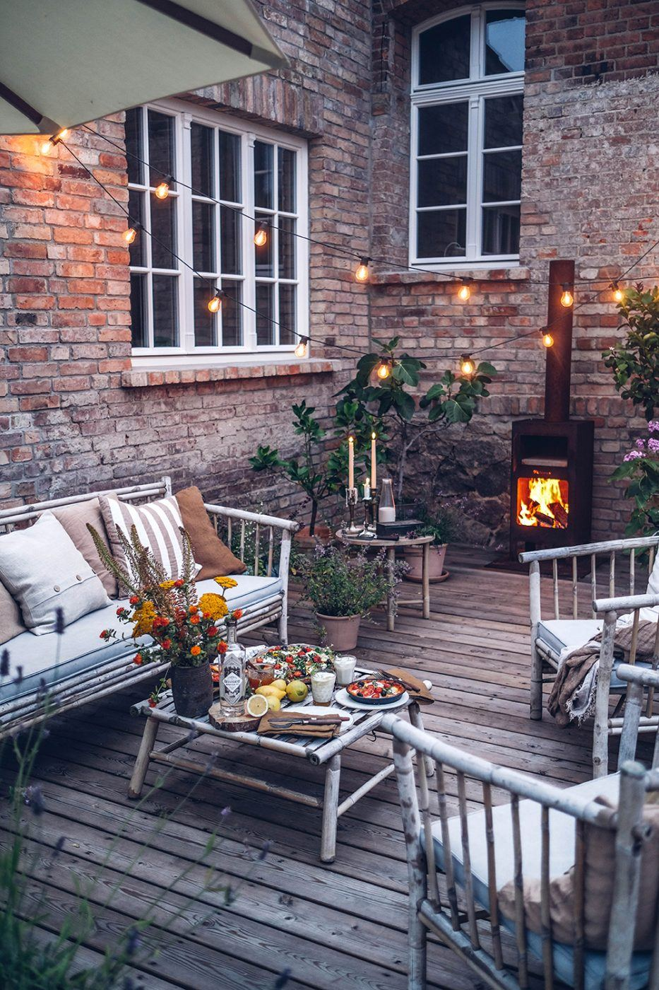 Image for A Summer Evening on the Terrace