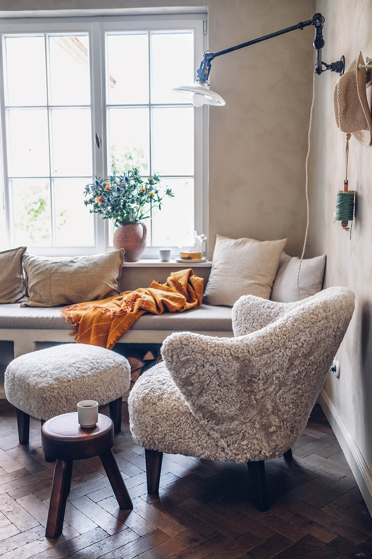 By Lassen Ingeborg Chair